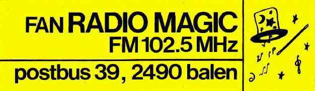 Radio Magic 102,50 MHz