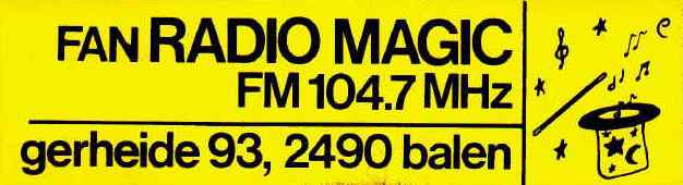 Radio Magic 104,70 MHz