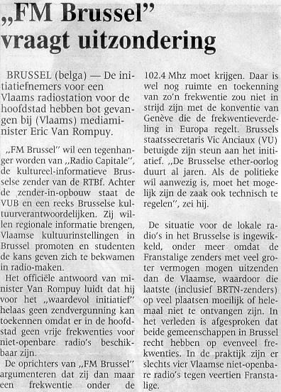 storm geschiedenis belgië brussel 6 juni 2017