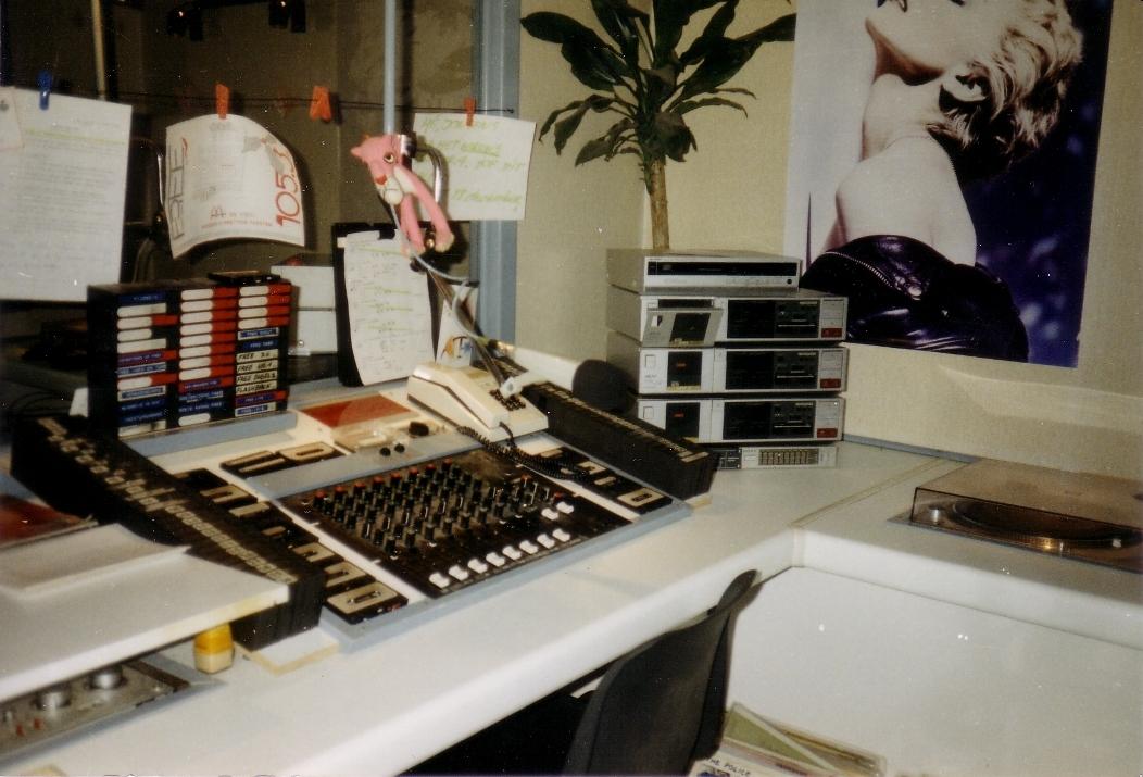 Studio 1 in 1984