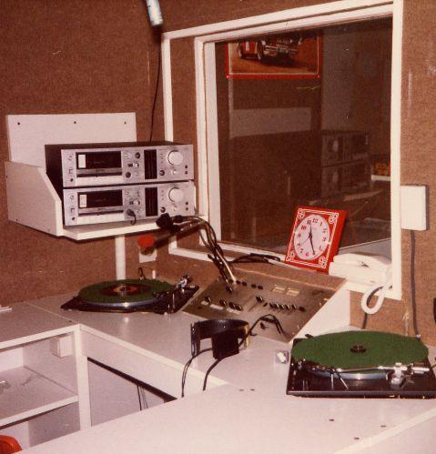 geheime zender opnames